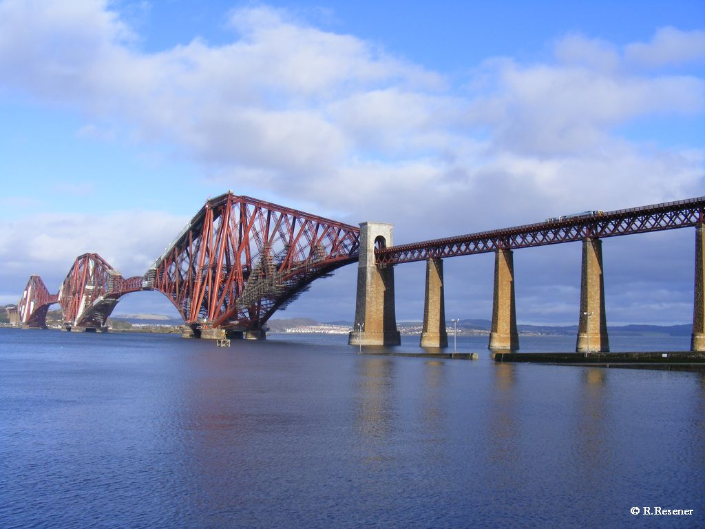 Forth Bridge .....