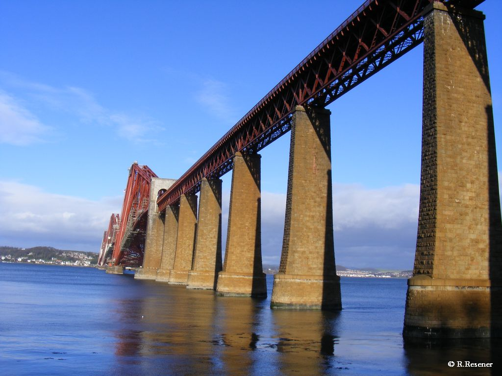 Forth Bridge ......