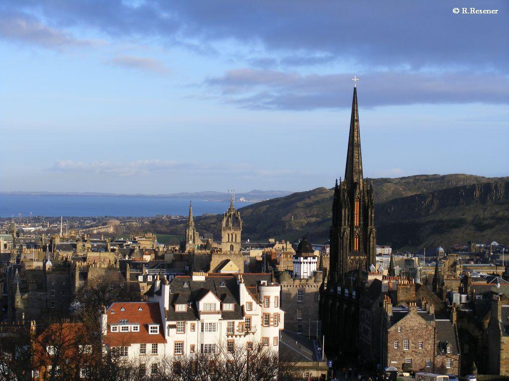 Edinburgh-Altstadt